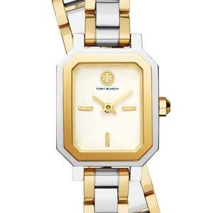 NIB Tory Burch Robinson Wrap Bracelet Watch